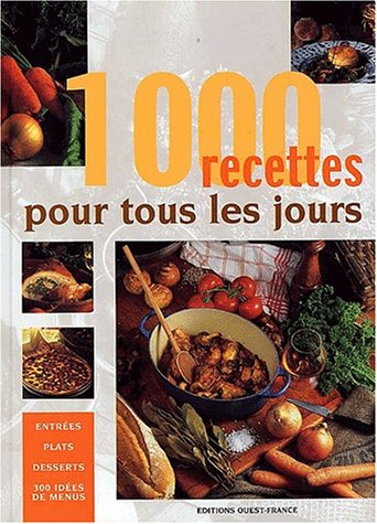 1000 recettes
