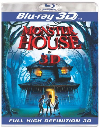 Monster House [Blu-ray 3D Version] by Sony Pictures Home E