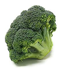 Broccoli Crowns Conventional, 1 Each