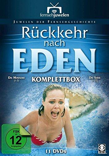 Rückkehr nach Eden - Komplettbox: Miniserie + Serie (Fernsehjuwelen) [11 DVDs]