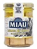 MIAU Lomos de Bonito en Aceite Oliva - Paquete de 48 x 190 gr - Total: 9120 gr