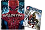 The Amazing Spider-Man + Cómic (Import) (Dvd) (2012) Andrew Garfield, Emma Stone