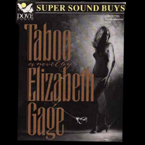 Taboo audiobook cover art