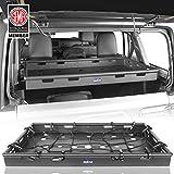 u-Box Interior Cargo Rack Management Storage for 2018 2019 2020 Jeep Wrangler JL Unlimited 4-Door