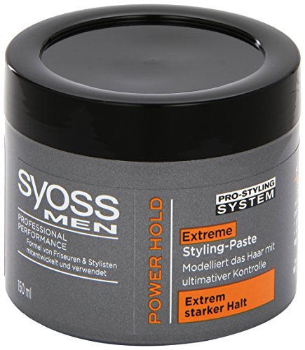 Syoss MEN Power Paste, 150 ml