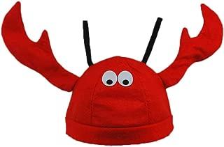 Novelty Hat Lobster Crawfish Seafood