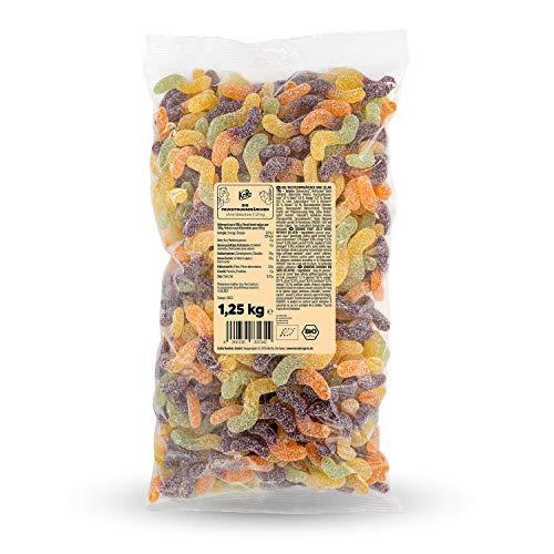 KoRo - Bio Saure Würmer ohne Gelatine 1,5 kg