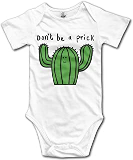 Toddler Climbing Bodysuit Potted Plant Cactus Infant Climbing Short-Sleeve Onesie Jumpsuit Baby