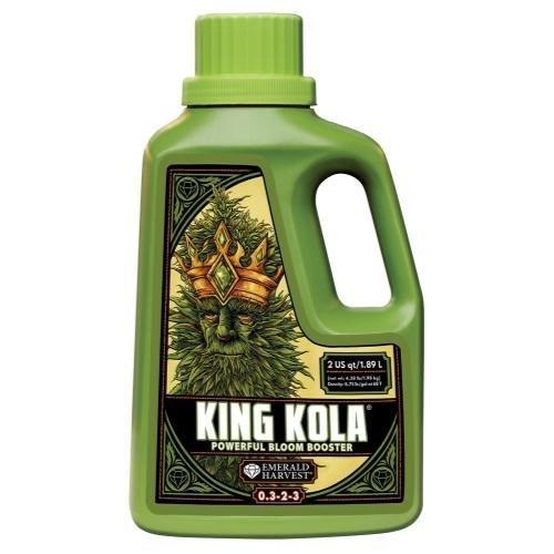 Emerald Harvest 723944 King Kola Bloom Booster, 1.9 L
