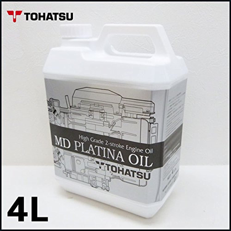 Tohatsu MD Platinum oil 4,0L for a twostroke & TLDI outboard motor