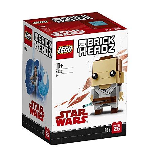 LEGO BrickHeadz Rey 41602 - Lustiger baubarer Charakter