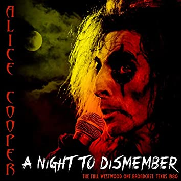 A Night to Dismember (Live 1980)