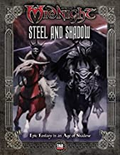Midnight: Steel And Shadow : A Sourcebook for Warriors in the World of Midnight