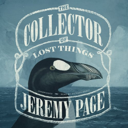 The Collector of Lost Things audiobook cover art