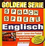 Goldene Serie : Sprachspiele Englisch - Genial Lernen ohne Pauken [CD-ROM] -