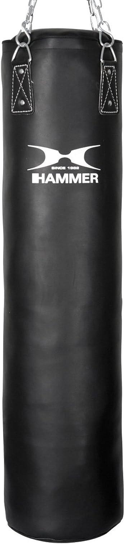 HAMMER BOXING Boxsack Premium schwarz Kick - Ideal für Box- und Kickbox-Training B00GO0S6UQ  Hohe Qualität und günstig