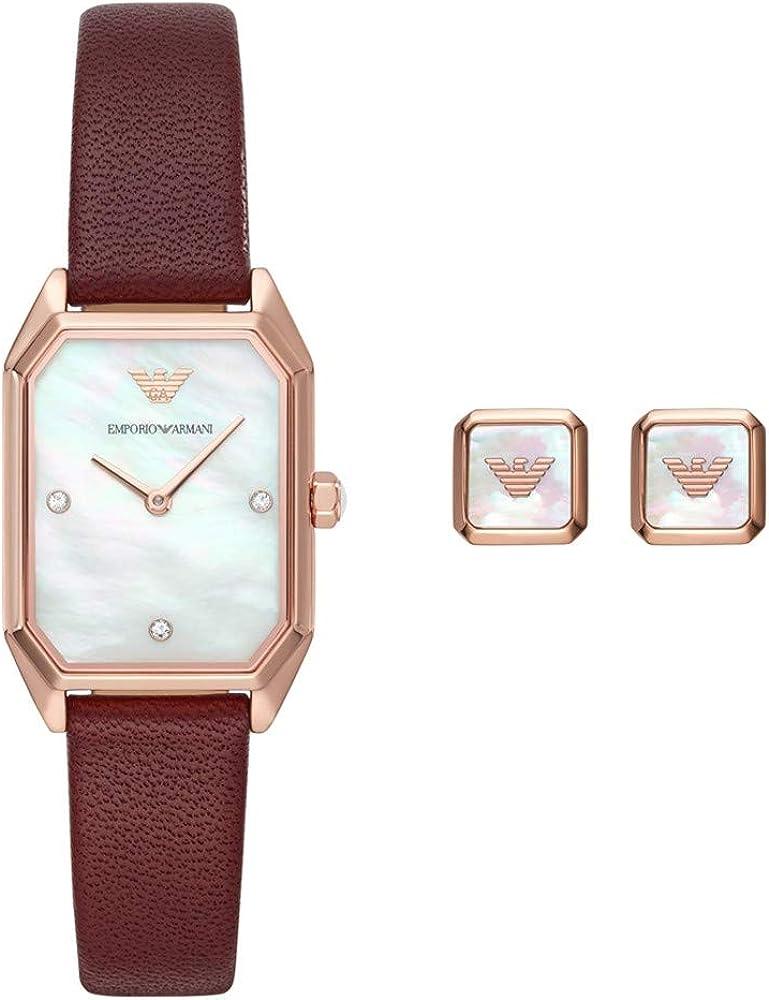 Emporio armani orologio da donna casual AR80028