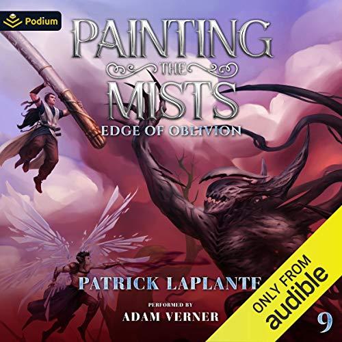 Edge of Oblivion Audiobook By Patrick Laplante cover art