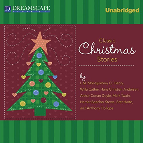 Classic Christmas Stories audiobook cover art