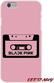 Inspired by Blackpink Lisa Rose Jisoo Jennie Phone Case Compatible With Iphone 7 XR 6s Plus 6 X 8 9 Cases XS Max Clear Iphones Cases TPU- Mini- Clothing- Journal- Card- 32993982663