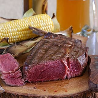 New Zealand Grass Fed Beef Rib Eye Steaks - 12 steaks, 10 oz ea