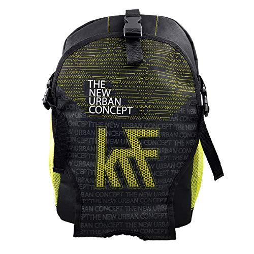 KRF The New Urban Concept KRF Mochila Patines New York Black/Yellow, Adultos...