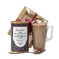 Chocolat Chaud (Chocolat Au Lait) - Coffret Cadeau de Chocolat de Luxe - Chocolat Belge Par Martin's Chocolatier