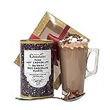 Chocolat Chaud (Chocolat Au Lait) - Coffret Cadeau de Chocolat de Luxe - Chocolat Belge Par Martin's...