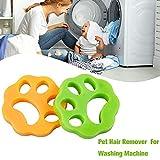 Rhww Removedor De Pelo para Mascotas, Lavadora Reutilizable, Productos De Limpieza para Lavandería Accesorios