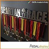 Spartan Race | Medallero Spartan Race, 600 mm x 115 mm x 3 mm