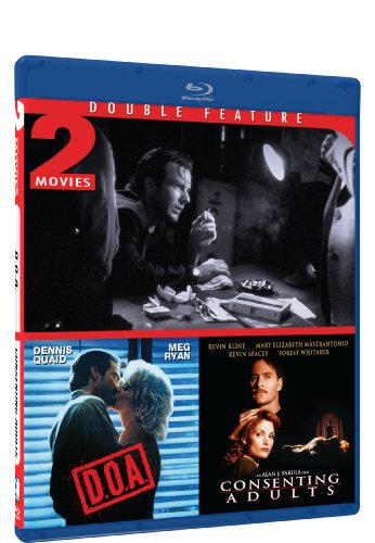 D.O.A. & Consenting Adults - Blu-ray Double Feature