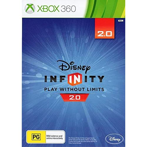Gioco Disney Infinity 2.0 + Base (Senza personaggi)