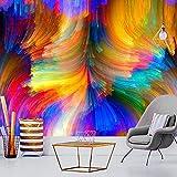 KHKJ Tapiz de Pintura al óleo psicodélica Seta Bohemia Flor de Sol Pulpo Colgante de Pared Sala de Estar Cama hogar al por Mayor A12 230x180cm