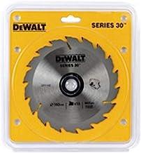 DeWalt DT1144-QZ-Hoja de Sierra Circular s30 165 x 30mm 18d ATB +20º Ref: DT1144-QZ