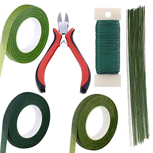 Supla Floral Arrangement Kit Floral Tools Wire Cutter Stem Wire