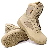 Men's Delta Military Tactical Boots Non-Slip Outdoor Travel Shoes Sneakers for Men Hiking Shoes youth hiking boots