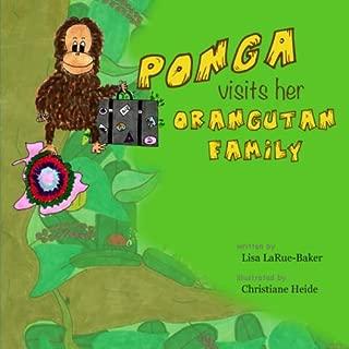 Ponga Visits Her Orangutan Family
