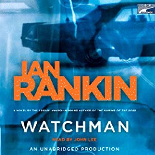 Watchman audiobook cover art