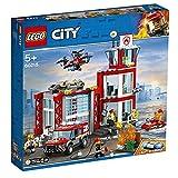 60215 LEGO City Fire Station