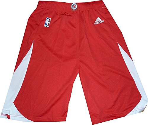 adidas Los Angeles Clippers Juventud réplica Shorts Boys 8–20, Rojo
