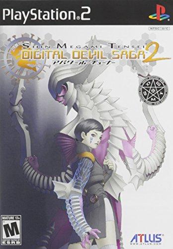 Atlus Shin Megami Tensei Digital Devil Saga 2 - Juego (PlayStation 2, RPG (juego de rol), M (Maduro))