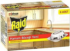 Raid Böcek Yemi 6'Li 1 Paket (1 x 90 g)