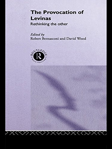 The Provocation of Levinas: Rethinking the Other (Warwick Studies in Philosophy and Literature) (English Edition)