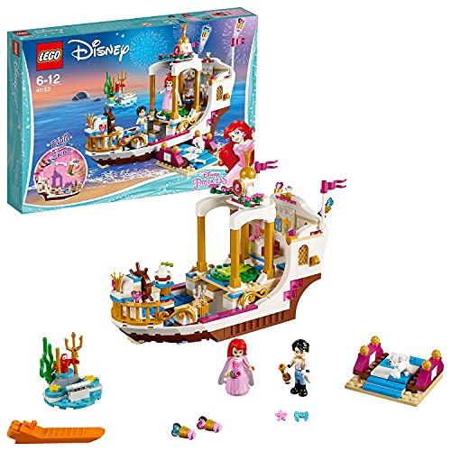 LEGO 41153 DisneyPrincess Ariel'sRoyalCelebrationBoat (Discontinued...