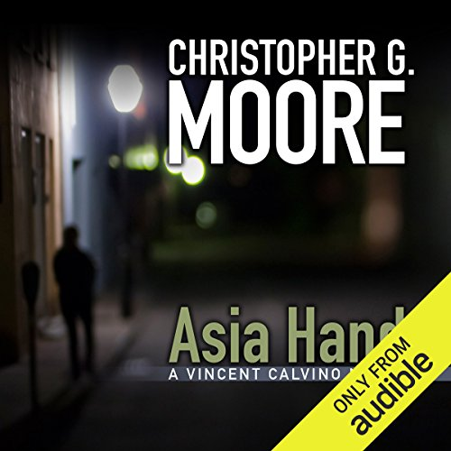 Asia Hand audiobook cover art