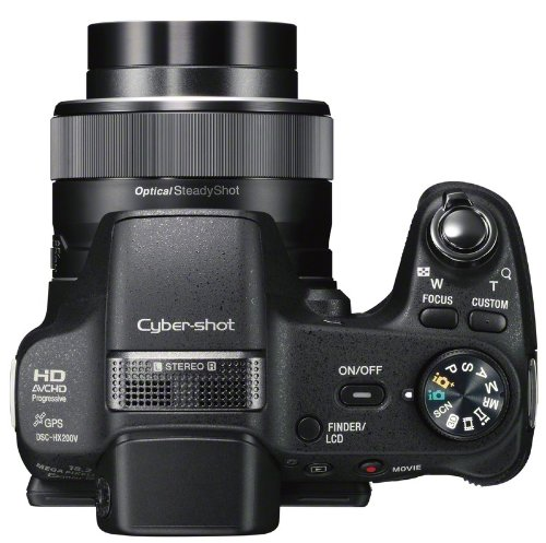 Sony Cyber-SHOT DSC-HX200V Fotocamera digitale
