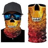Dong Outdoor Mask Bib Riding Turban Men's UV Protection UV Protection Wristband Multi-Purpose