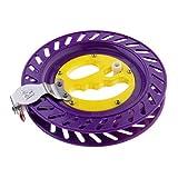 Sharplace 1 Stück Kite Reel Winder Angelrolle Multifunktionalle Rolle Drachenrolle Durchmesser 20cm...
