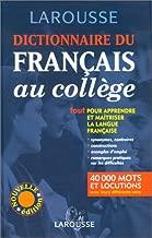 Larousse Dictionnaire Du Francais Au College (French Edition)