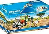 Playmobil 70346 Vétérinaire Zoo avec véhicule à partir de 4 Ans